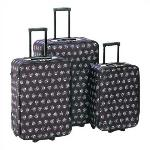 #12930 Stylish Skull Luggage Trio $199.95