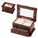 #14382 Window Jewelry Box