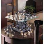 15192 BLACK TOWER DRAGON CHESS SET  $199.95