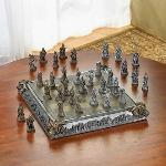 #35301 Medieval Chess Set   $99.95